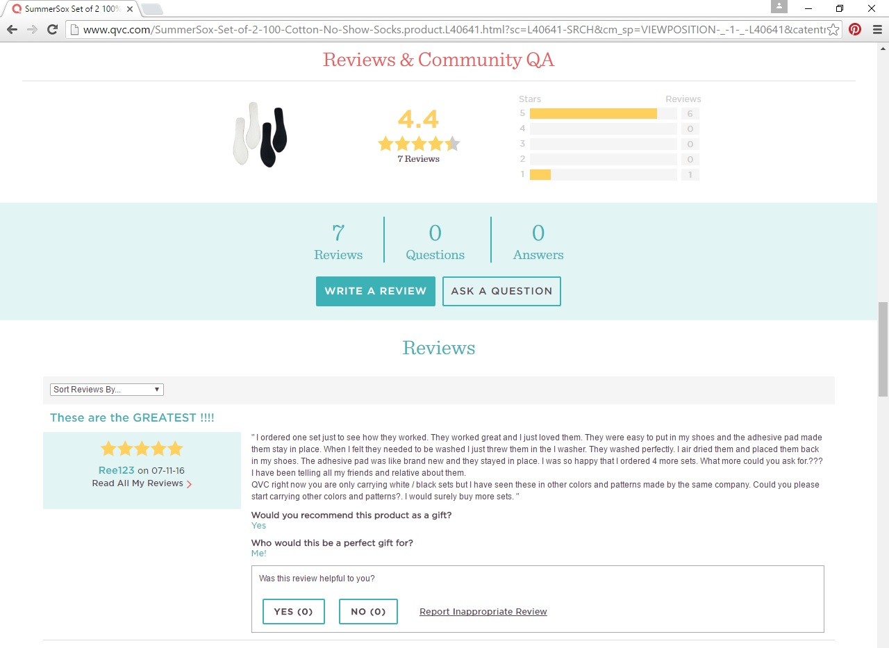 Check out our latest 5 star reviews