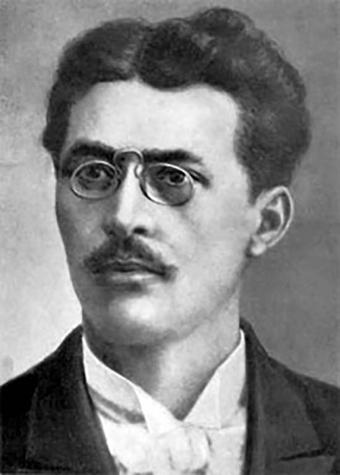Ostap Nyzhankivsky (1863 – 1919)