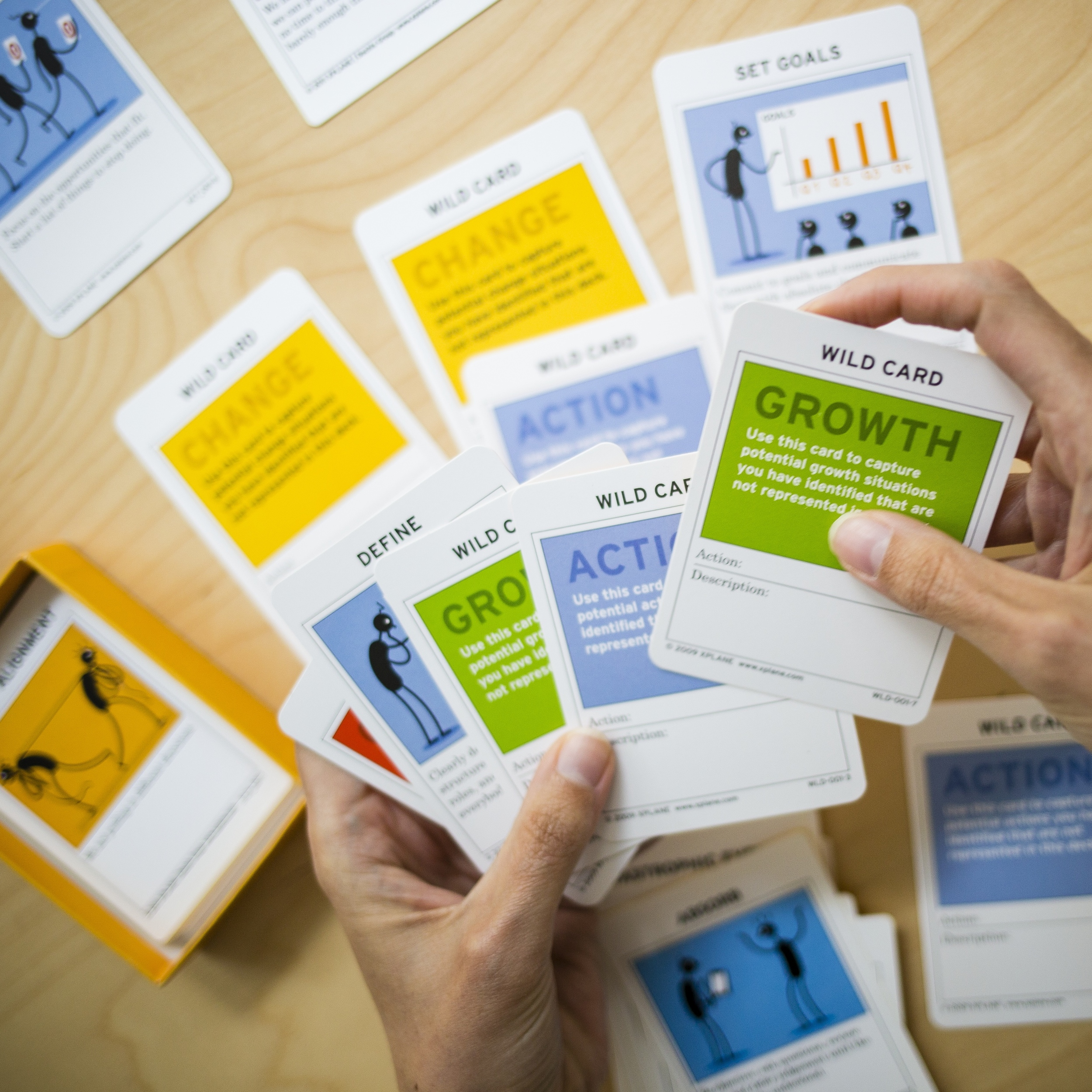 XPLANE Discovery Cards