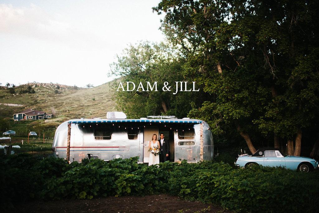 Adam and Jill | The Convivialist