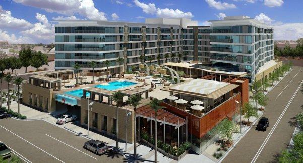 W. HOTEL | SCOTTSDALE, ARIZONA