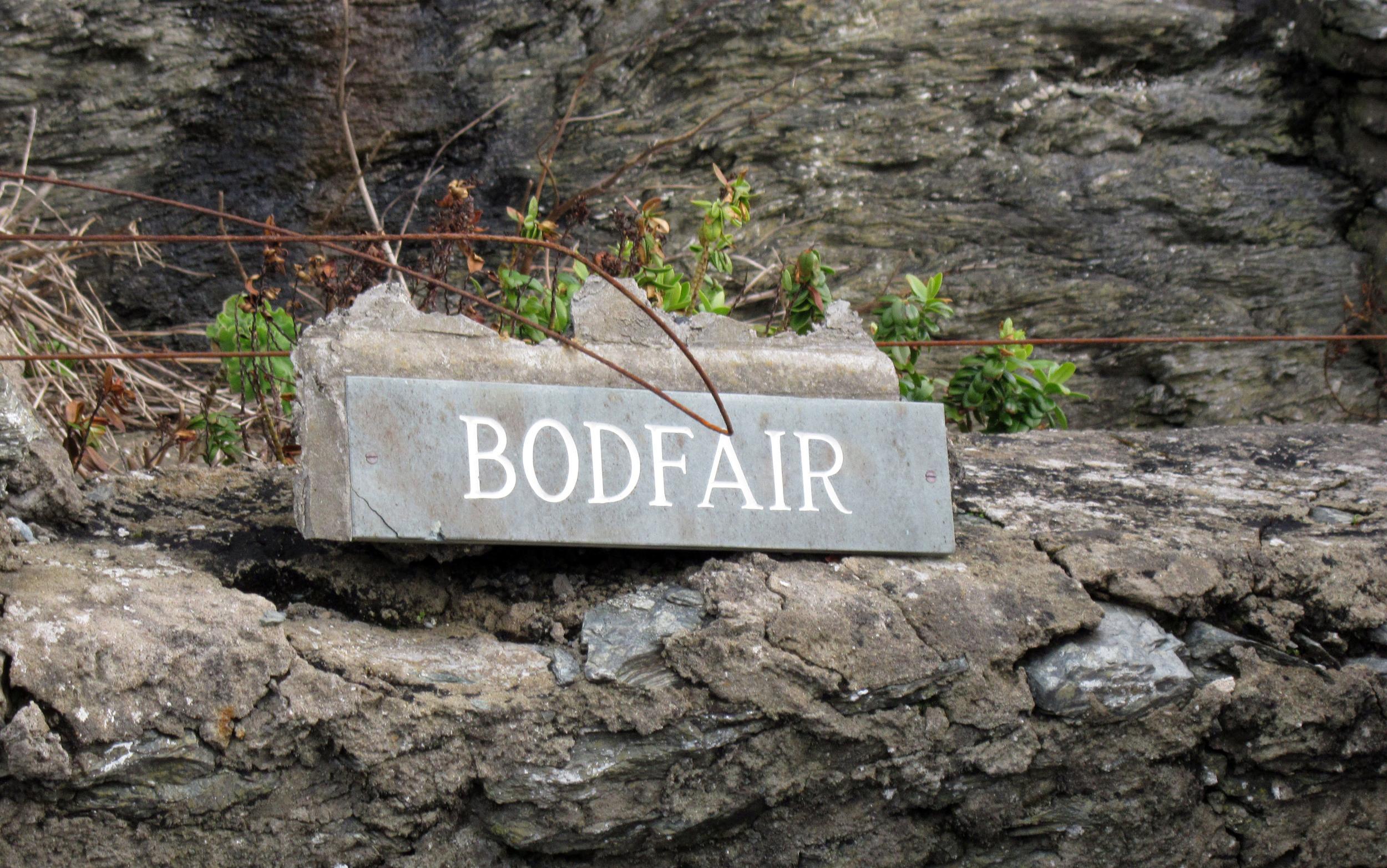 Bodfair 1