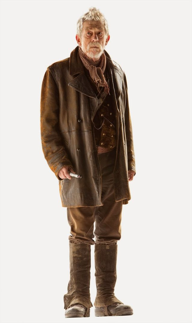 War Doctor as seen in The Day of the Doctor