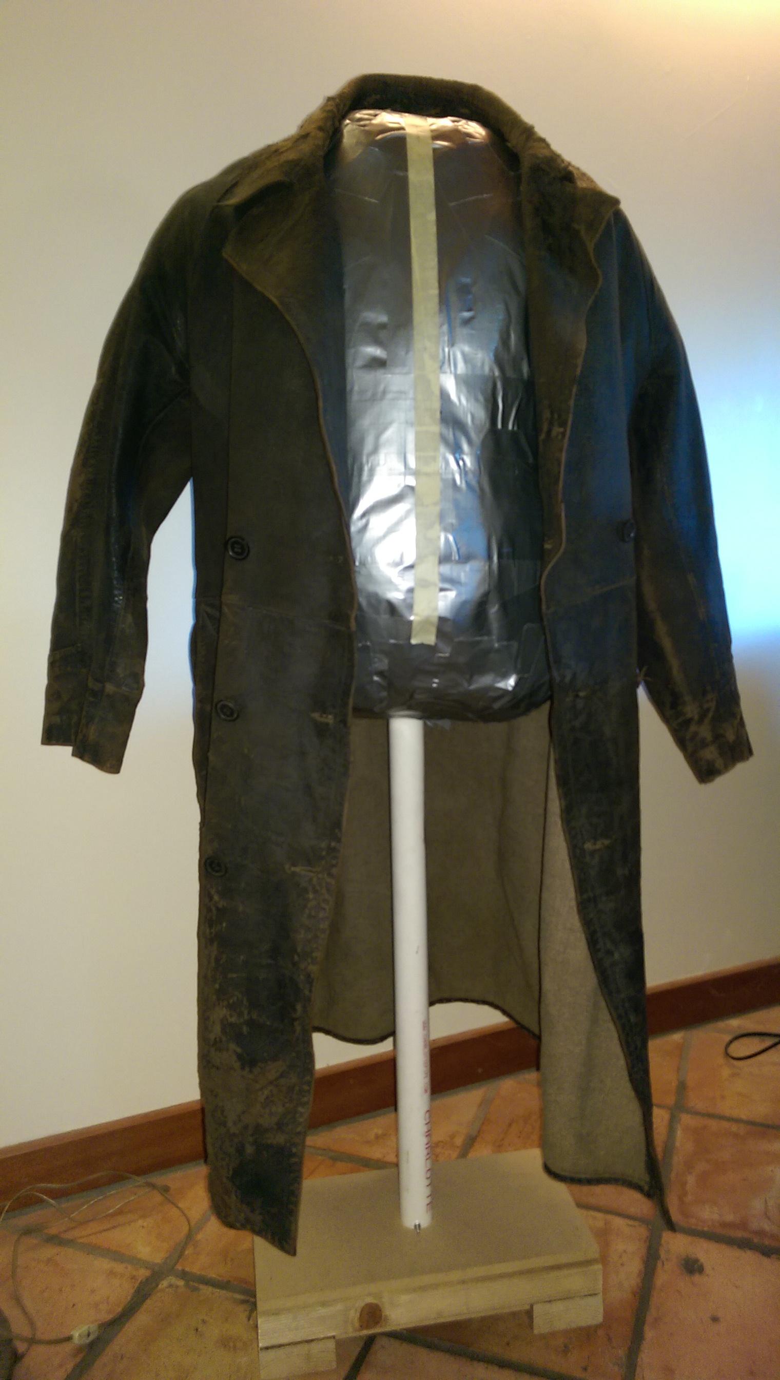 The coat I purchased on eBay