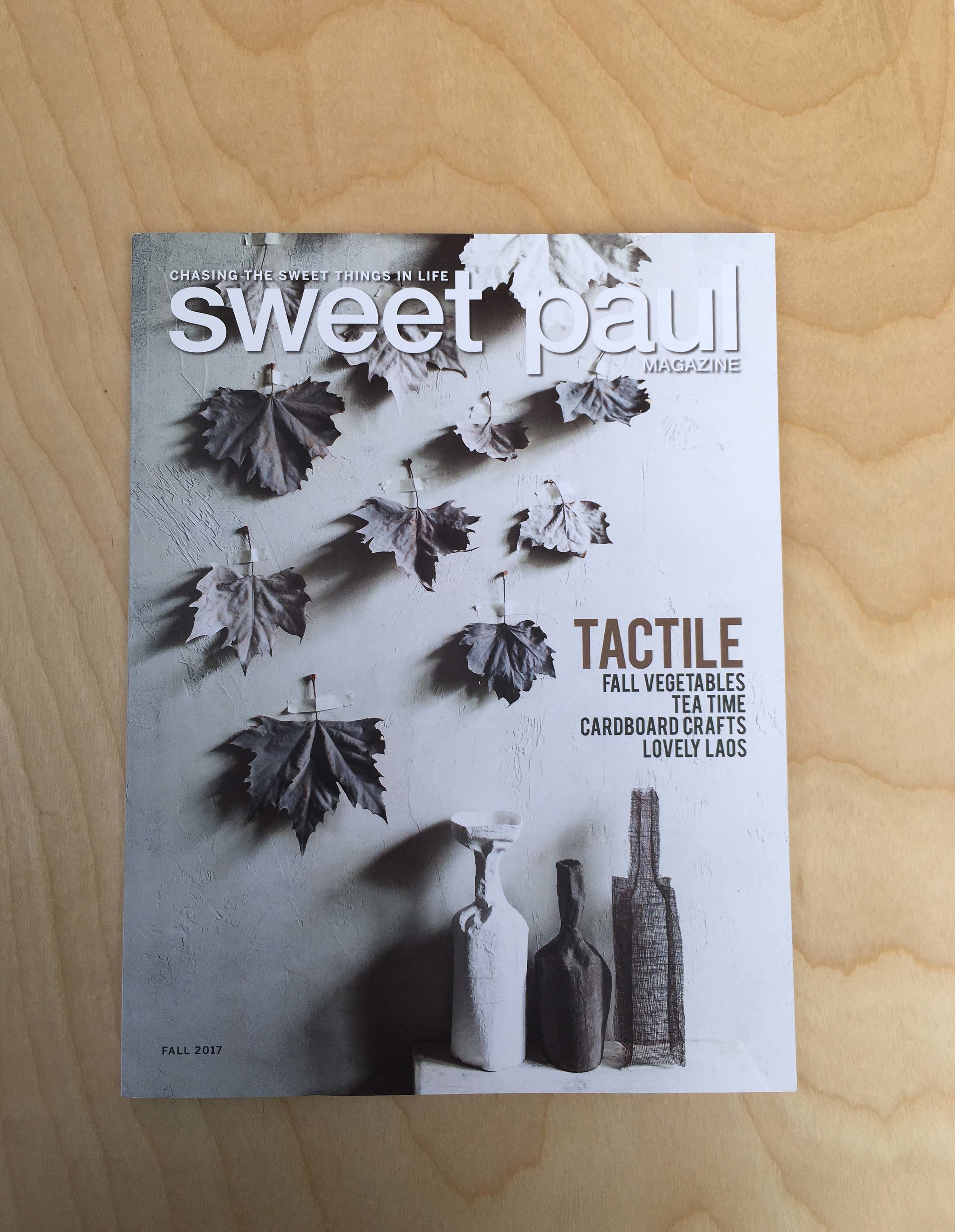 SWEET PAUL MAGAZINE FALL 2017