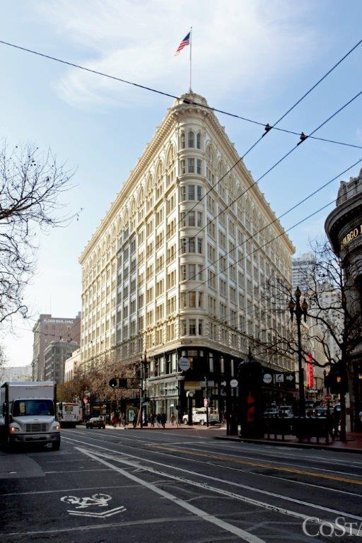 Thor Equities owns the Phelan Building at 760 Market St. in San Francisco.