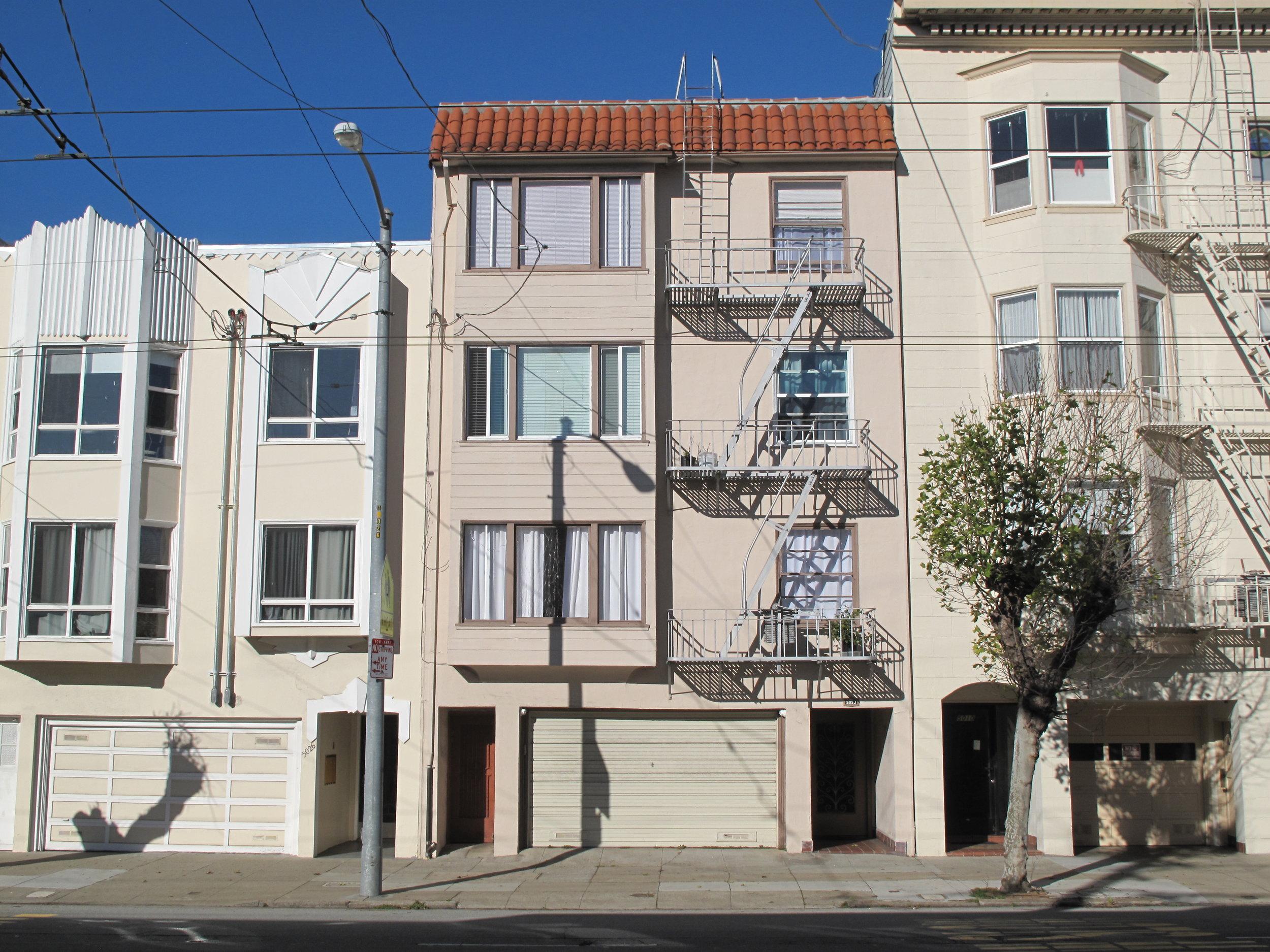 5020 California Street