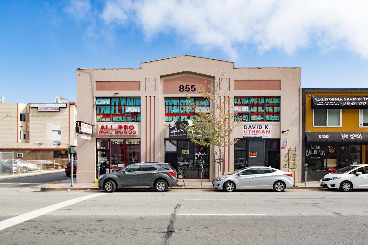 855 Bryant Street