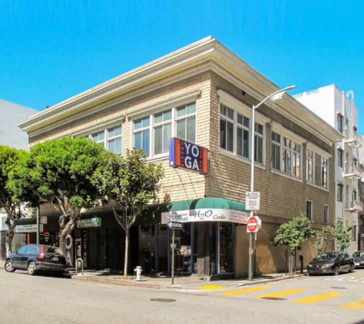 1330 Polk Street - Listed at $3,750,0007,500 Square Feet