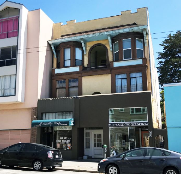 309-319 1/2 Judah Street - Listed at $2,650,0006,740 Square Feet