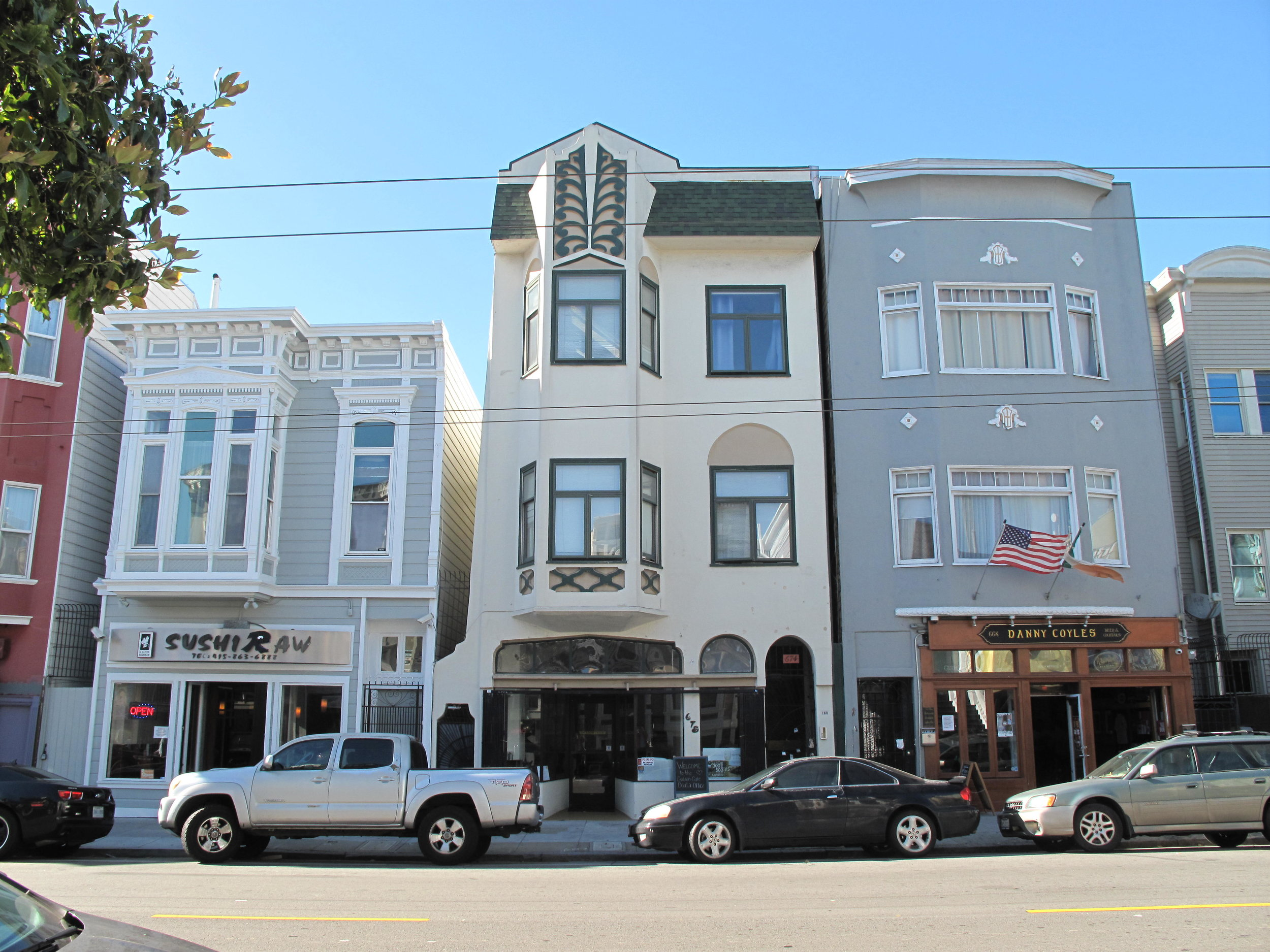 674-678Haight Street - 674-678 Haight Street, San Francisco, CA 94117Listed at $3,150,0005,655 Square Feet