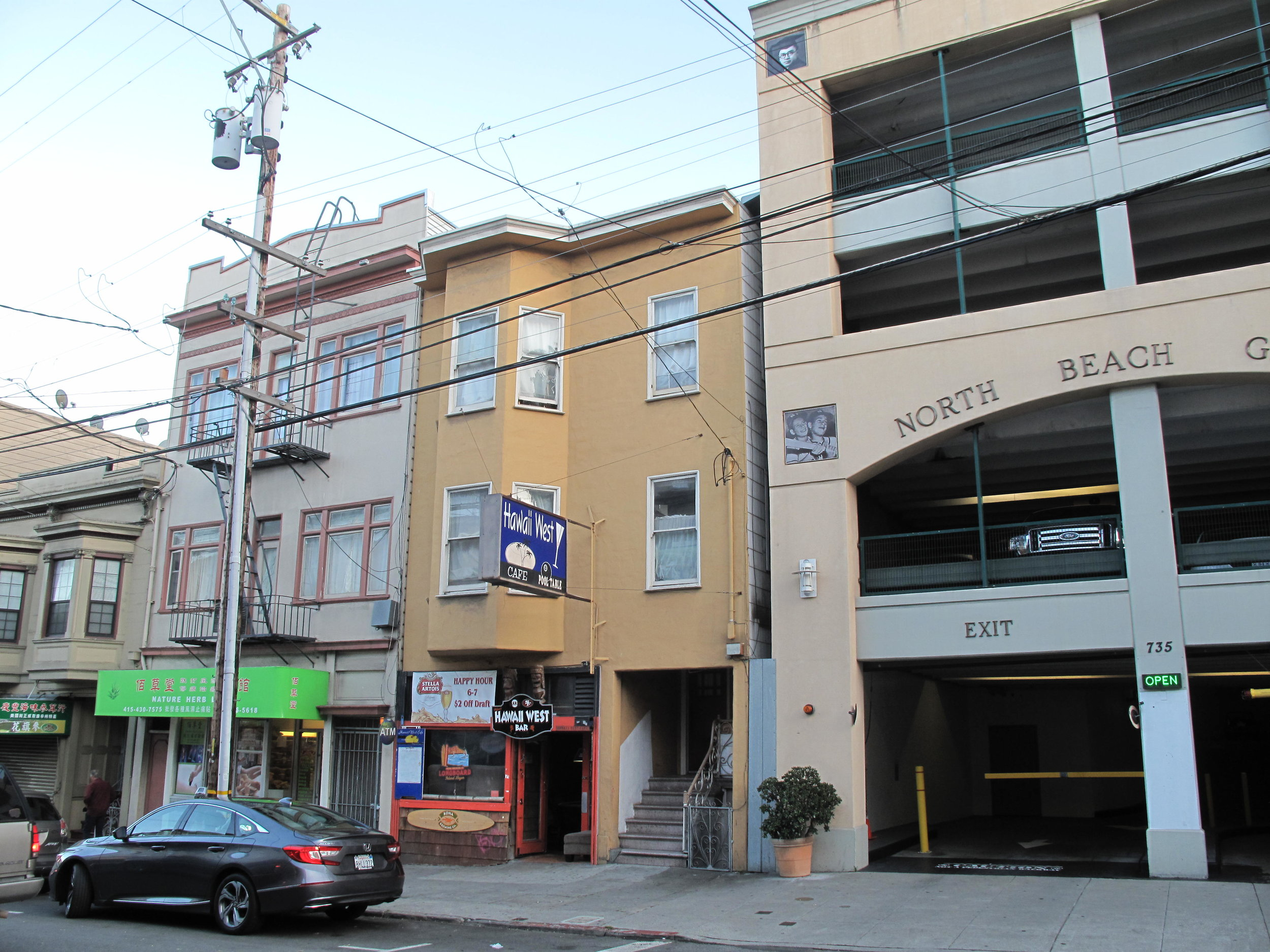 729-733 Vallejo Street - Listed at $1,399,000Building Square Feet: 3,660