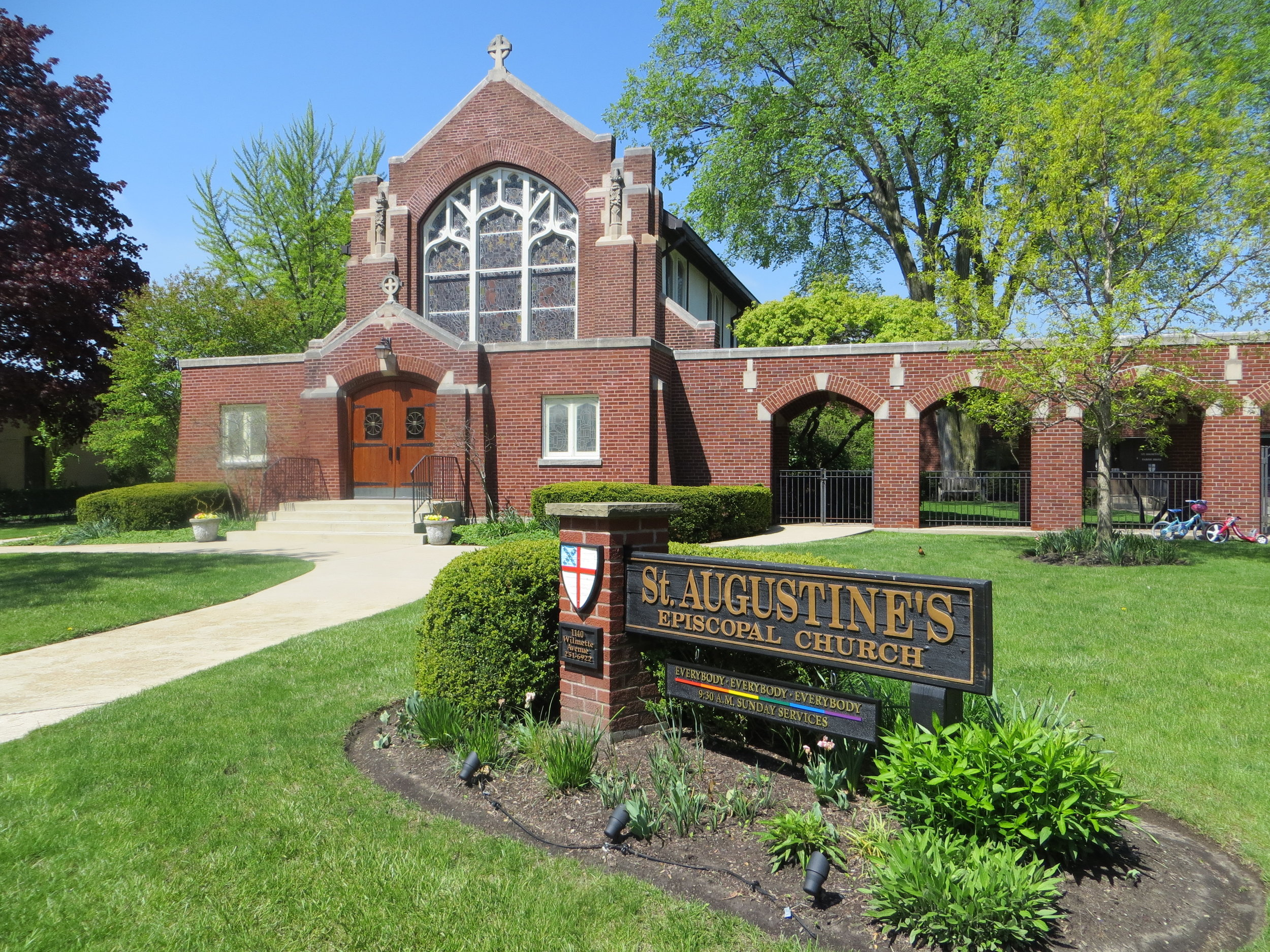 St. Augustine's Church today