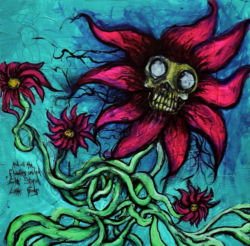 Flowers of Unfathomable Sadness