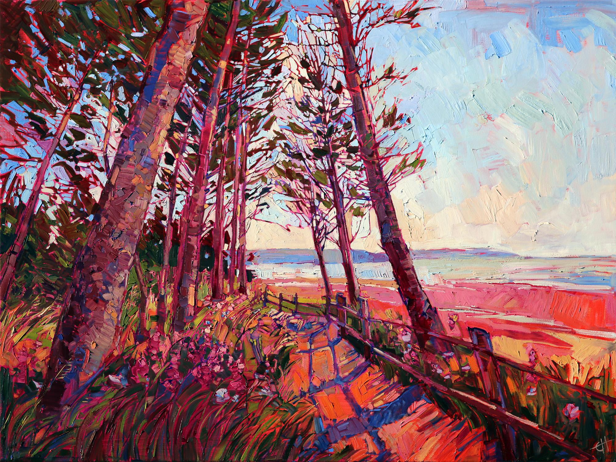 Against the Coast 48 x 36