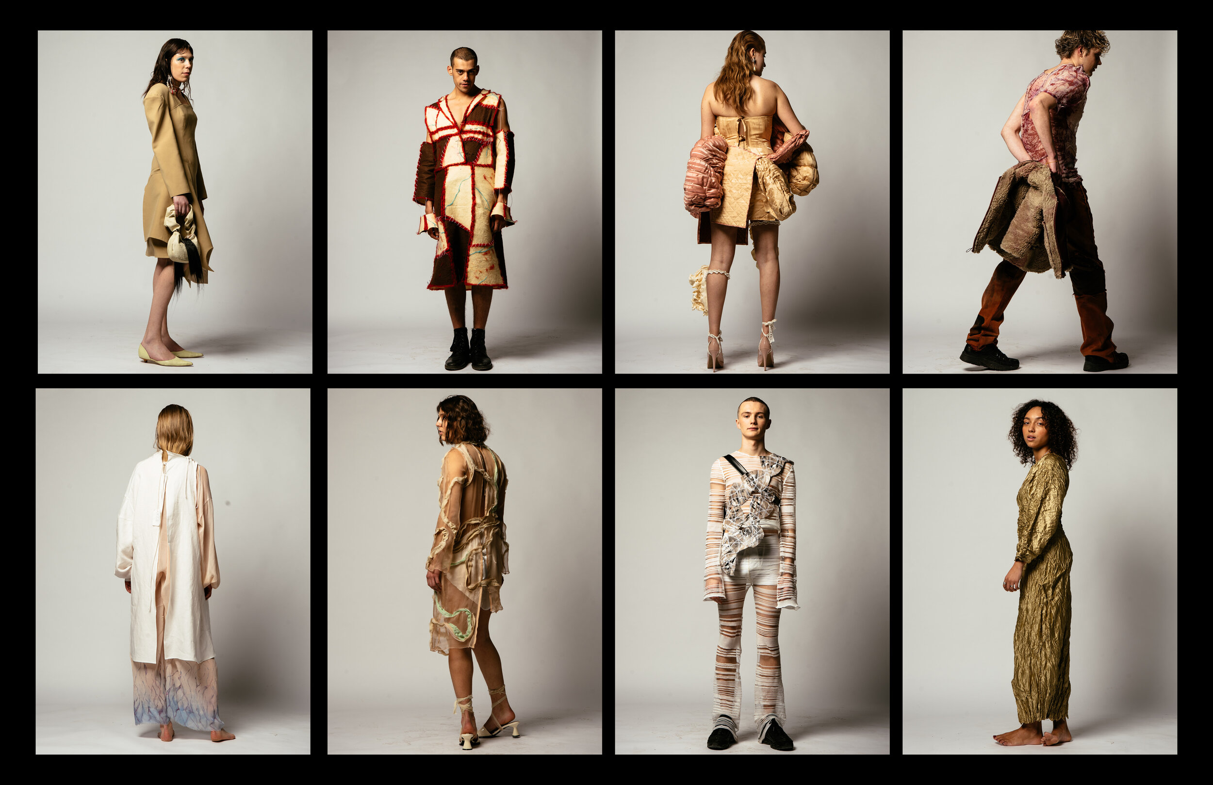 Fashion Costume Design 1ba First Show Oslo National Academy Of The Arts Dev Dhunsi