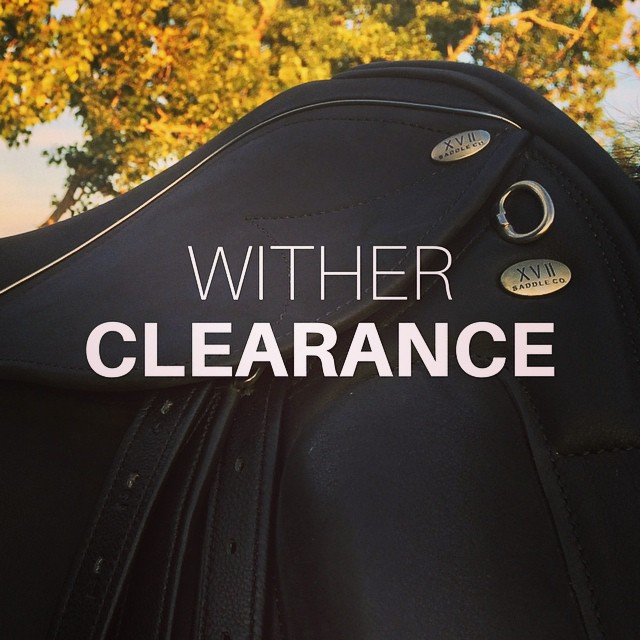 "WITHER CLEARANCE  Did you know that the wither is one of the most sensitive areas on your horse? A muscle called the Trapezius muscle is located in the wither area and has many nerve endings within this area. Any pinching and/pressure will cause many fit issues and discomfort to the horse. Mainly resulting in the horse to brace in the neck, unable to come up through their back or engage through their hind end.  Keep in mind, too little or too much clearance can result in the same issues. Too little of clearance is usually due to the tree angle being too wide for the horses shoulder angle. Too much clearance is usually due to the tree being too narrow compared to the horses shoulder angle. In both circumstances, the paneling always plays a part within fit and needs to be assessed as well.  NO pad can fix this issue, if the ""shoe"" (or saddle in this case) doesn't fit. It doesn't fit plain and simple.  WITHER CLEARANCE GUIDELINES: 3 fingers of clearance from the wither directly to the pommel of the saddle AND  3 fingers of clearance from both SIDES of the wither to the sides of the pommel of the saddle  #saddlethatfits #problemsolved #sundayfunday #help #horsesoninstagram #horses #dressage #equestrian #ilovehorses #showjumping #equine #horse #saddle #saddlefit"
