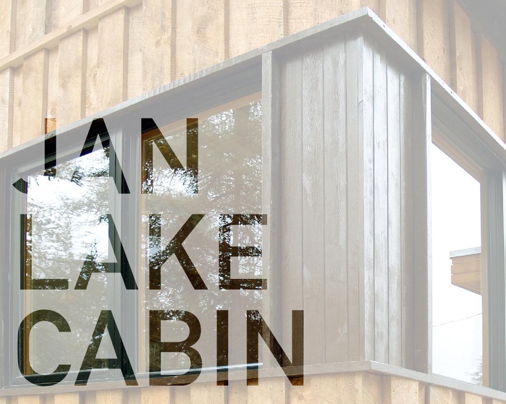 JAN LAKE CABIN