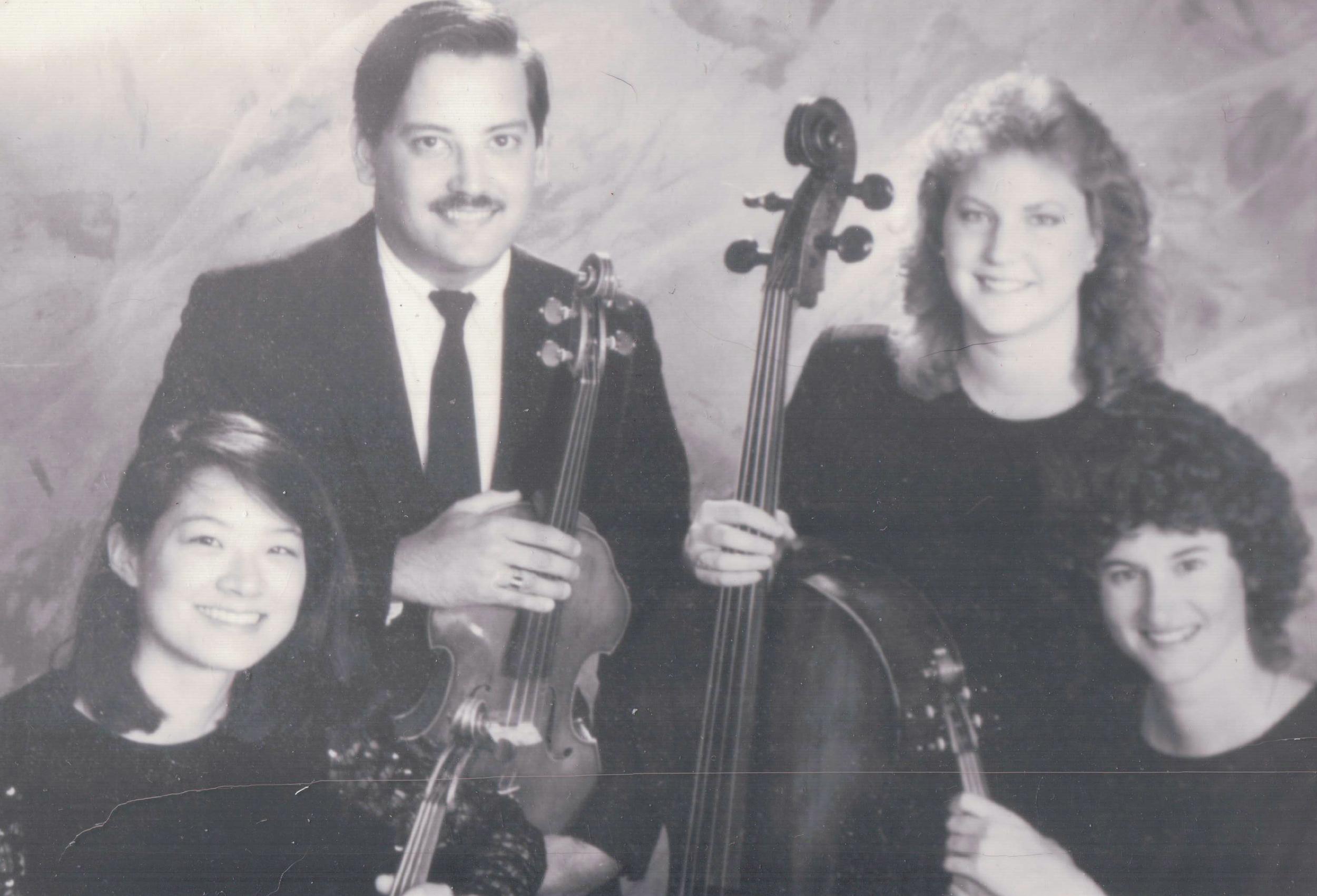 The Dakota String Quartet.