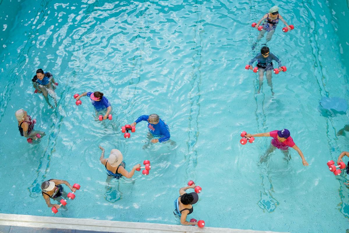 Laniākea Aqua Fit Class