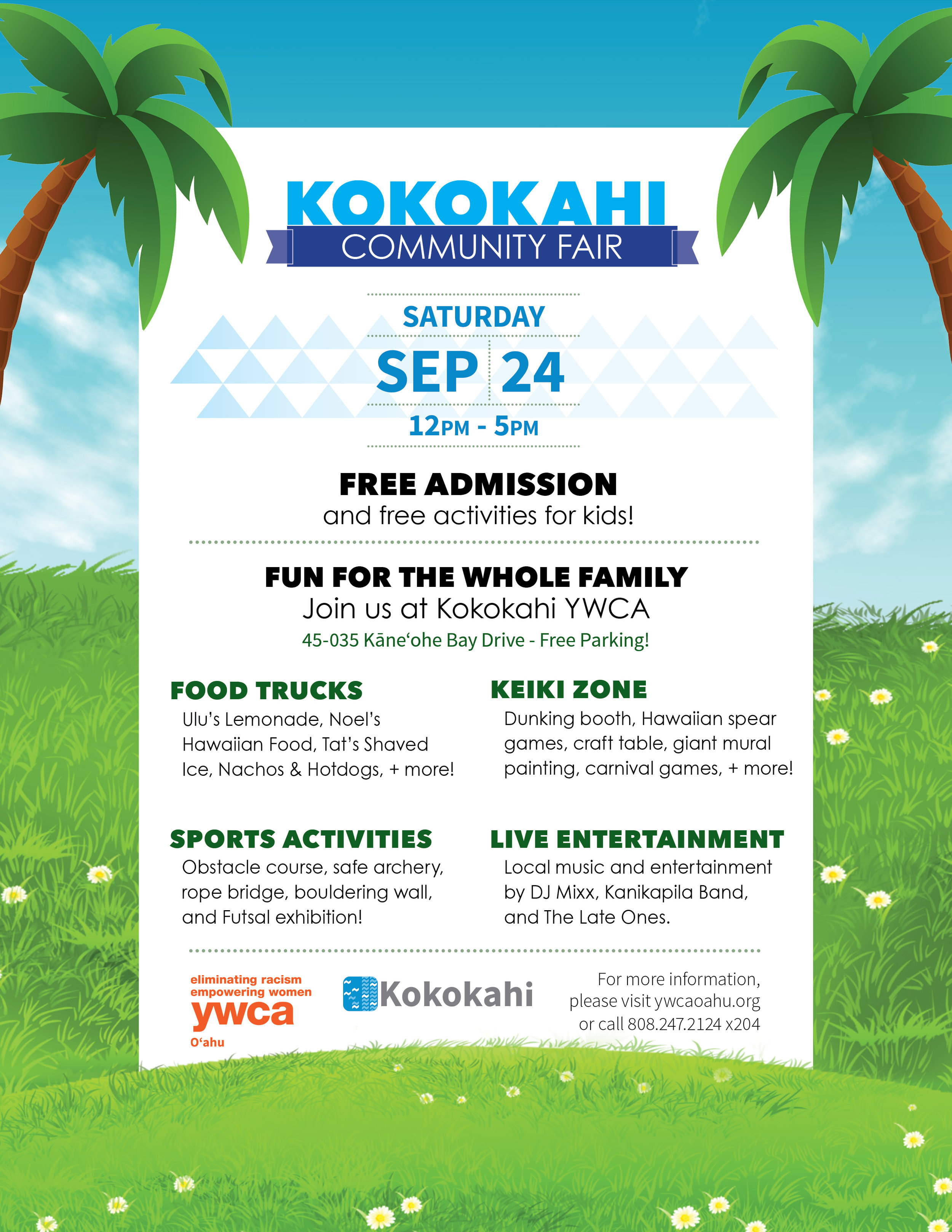 Kokokahi Community Fair 2016