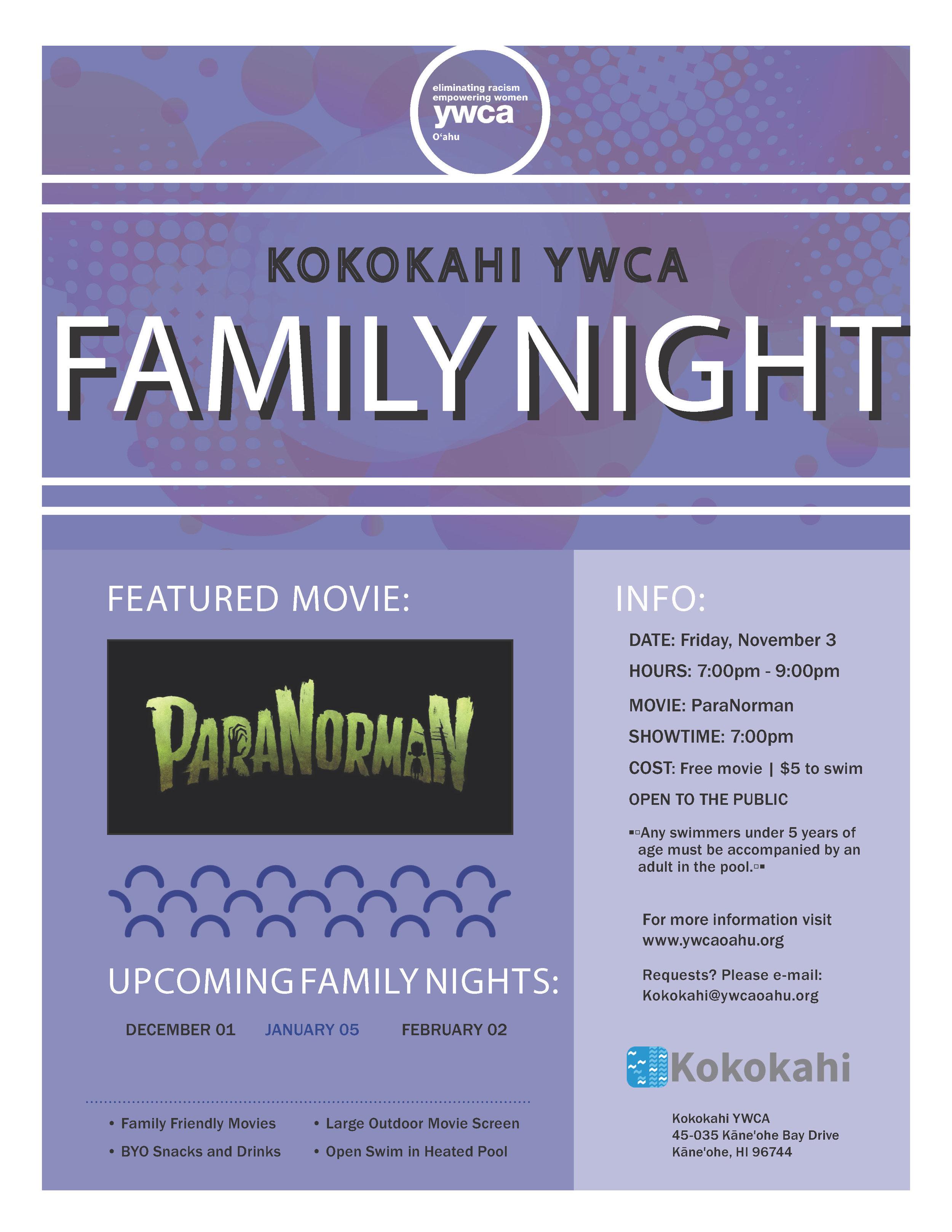 Kokokahi Family Night flyer NOV 2017.jpg