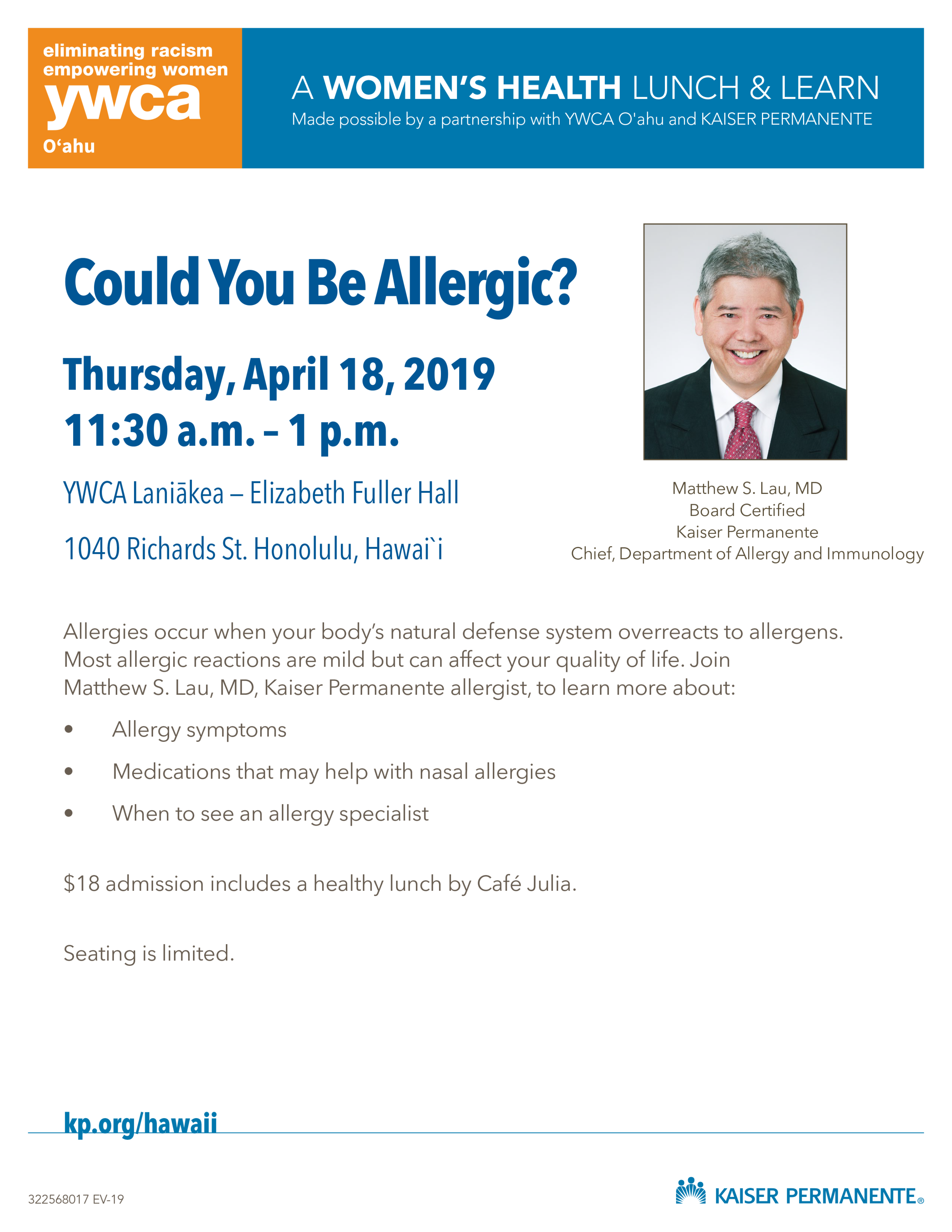 322568017 EV-19 YWCA Lunch & Learn Promotional Flyer - Allergies_V4 - no website.png