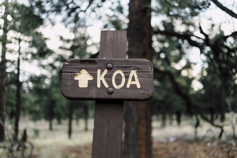 Flagstaff KOA photographer
