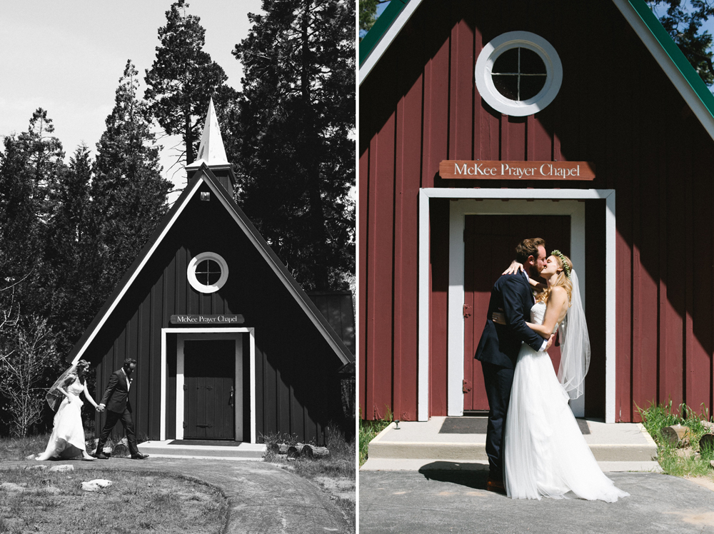 McKee Prayer Chapel | Thousand Pines Christian Camp and Conference Center | Wedding Photographer