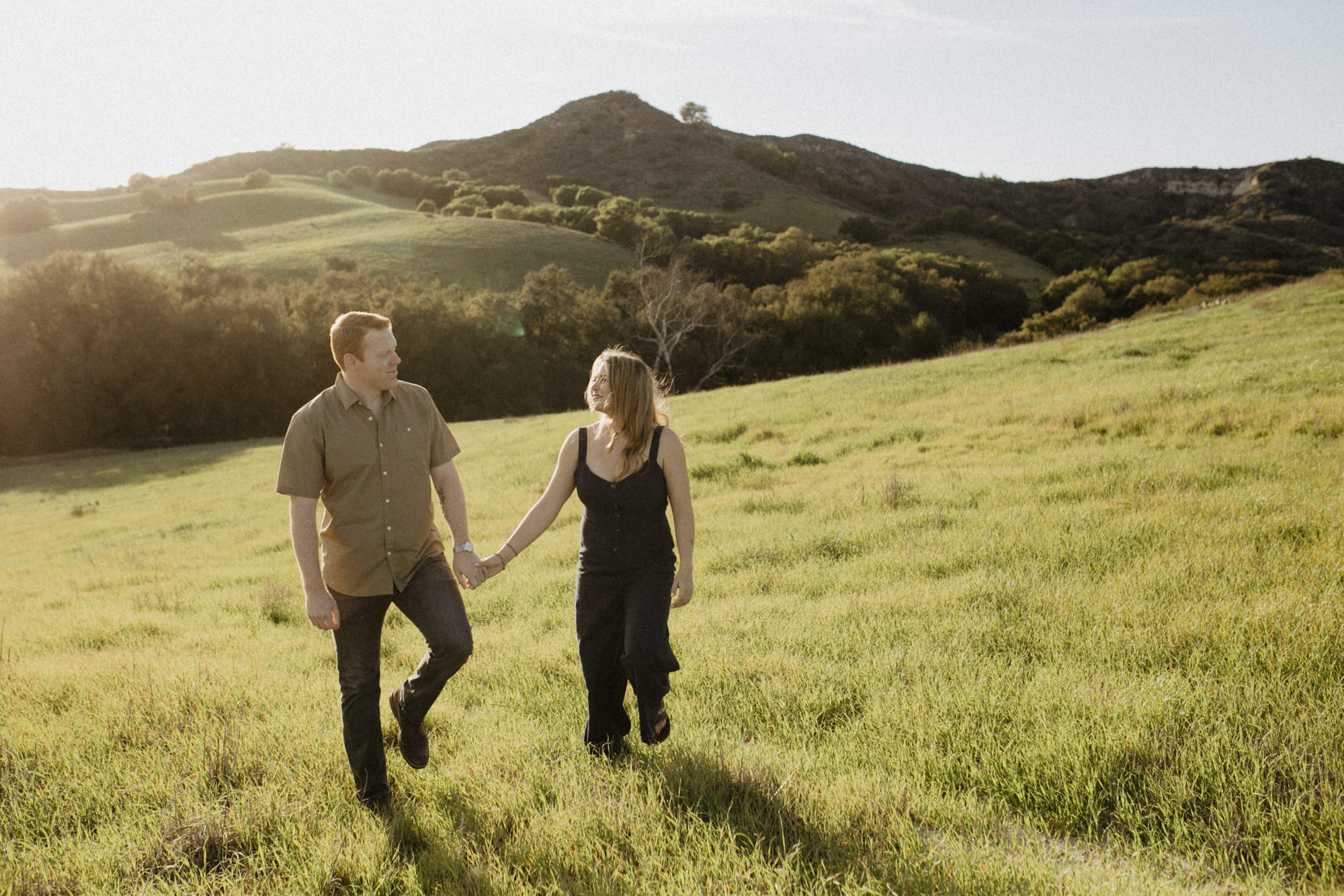 thomas f riley wilderness park engagement photos