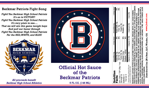 Berkmar-Patriots-School