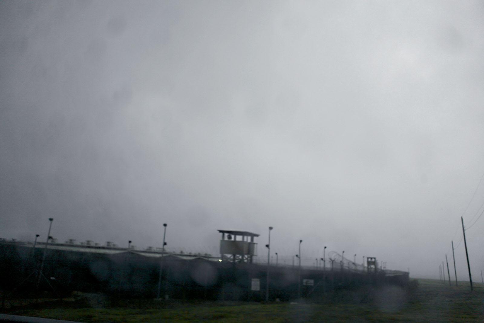 Guantanamo Bay detention camp.