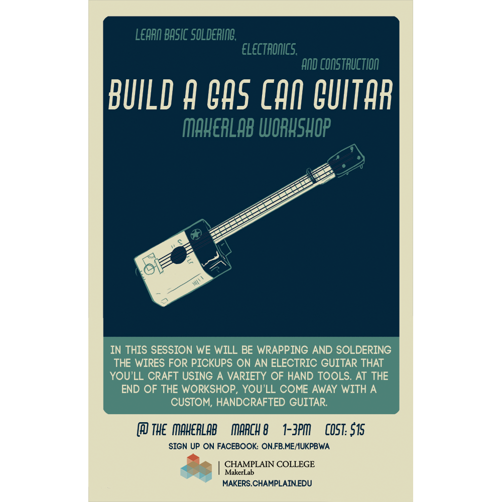 Gas Can Guitar Workshop