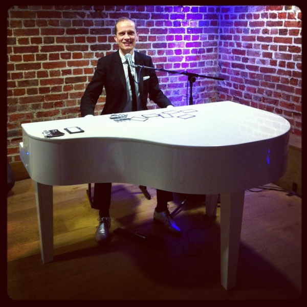 Me and my Baby Grand Piano, coming to a party near you soon perhaps?