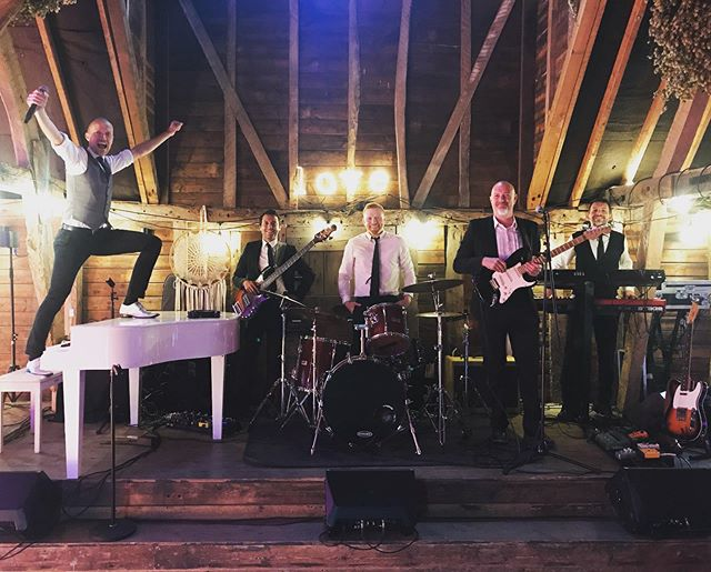Party's are our thing..... #livemusic #bandofbrothers #entertainer #danpianoman