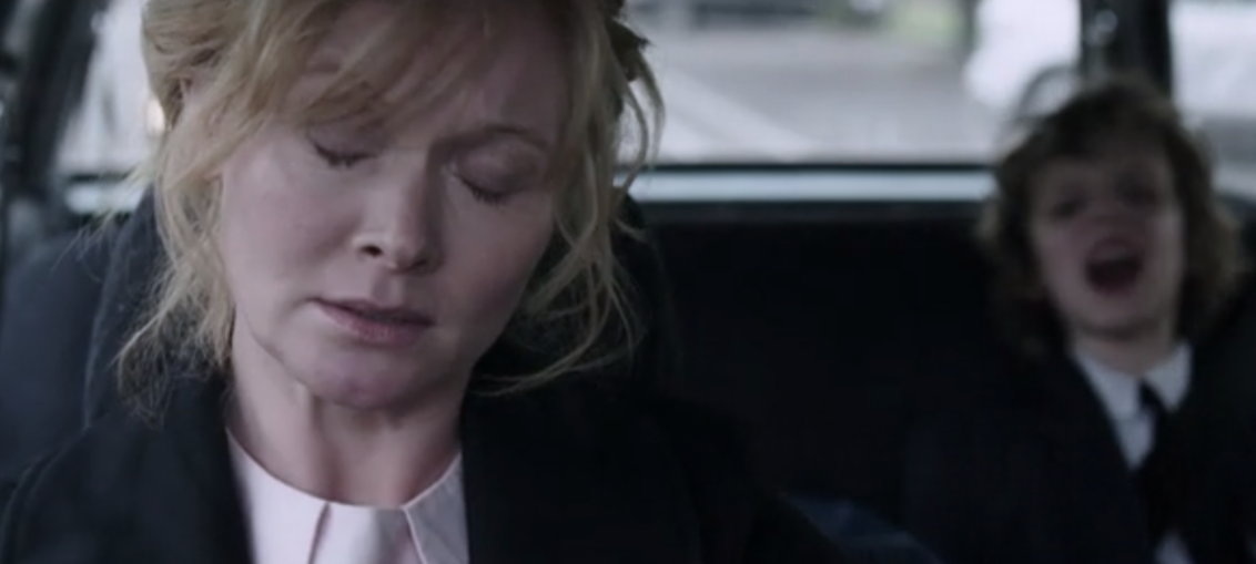 Essie Davis and Noah Wiseman in  The Babadook  (© 2014, Entertainment One)