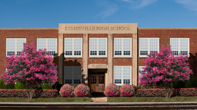 Illustration of Proposed Schoolhouse Renovation