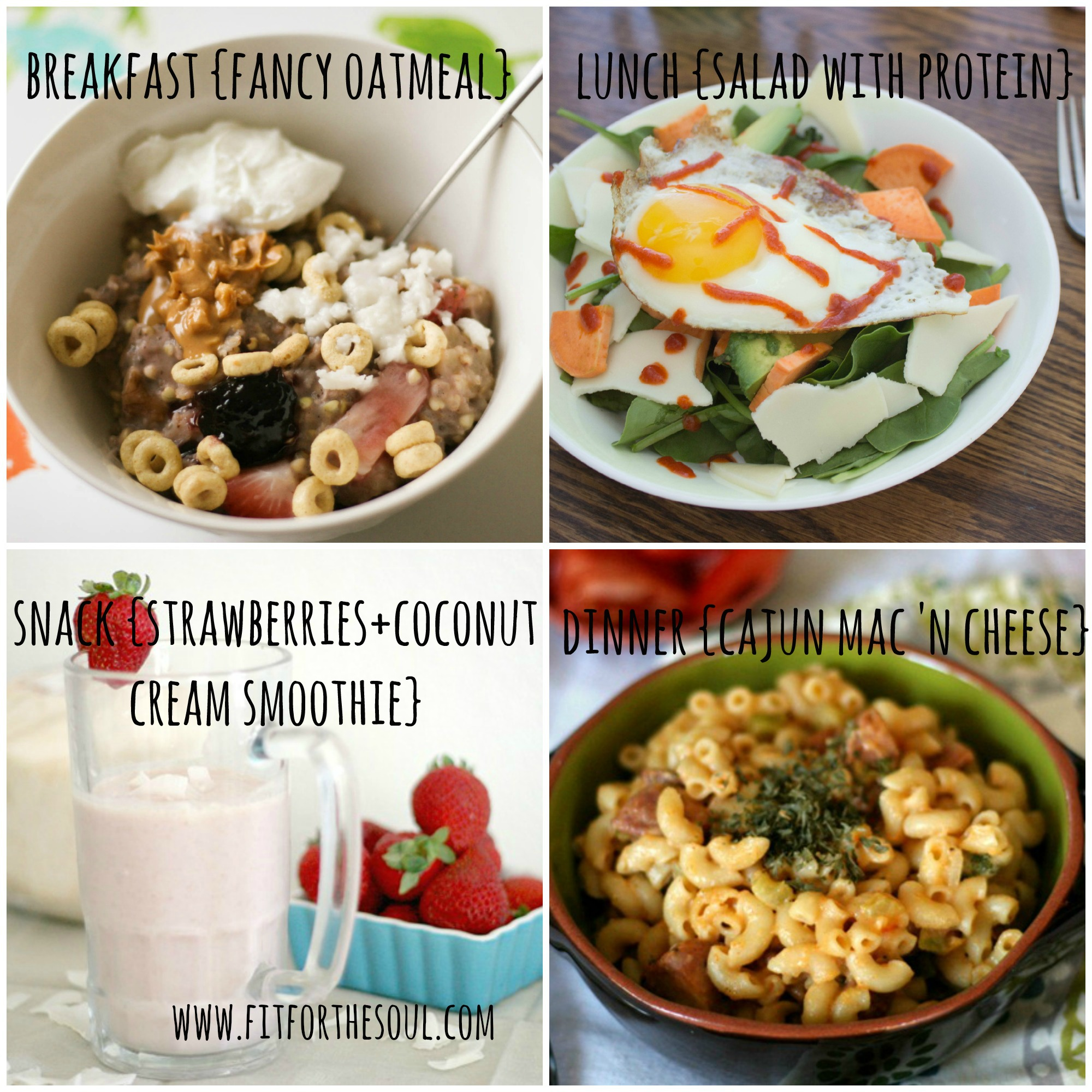 healthy-meal-ideas-collage