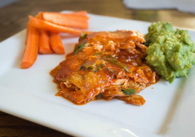 lightened-up-chicken-enchilada-casserole