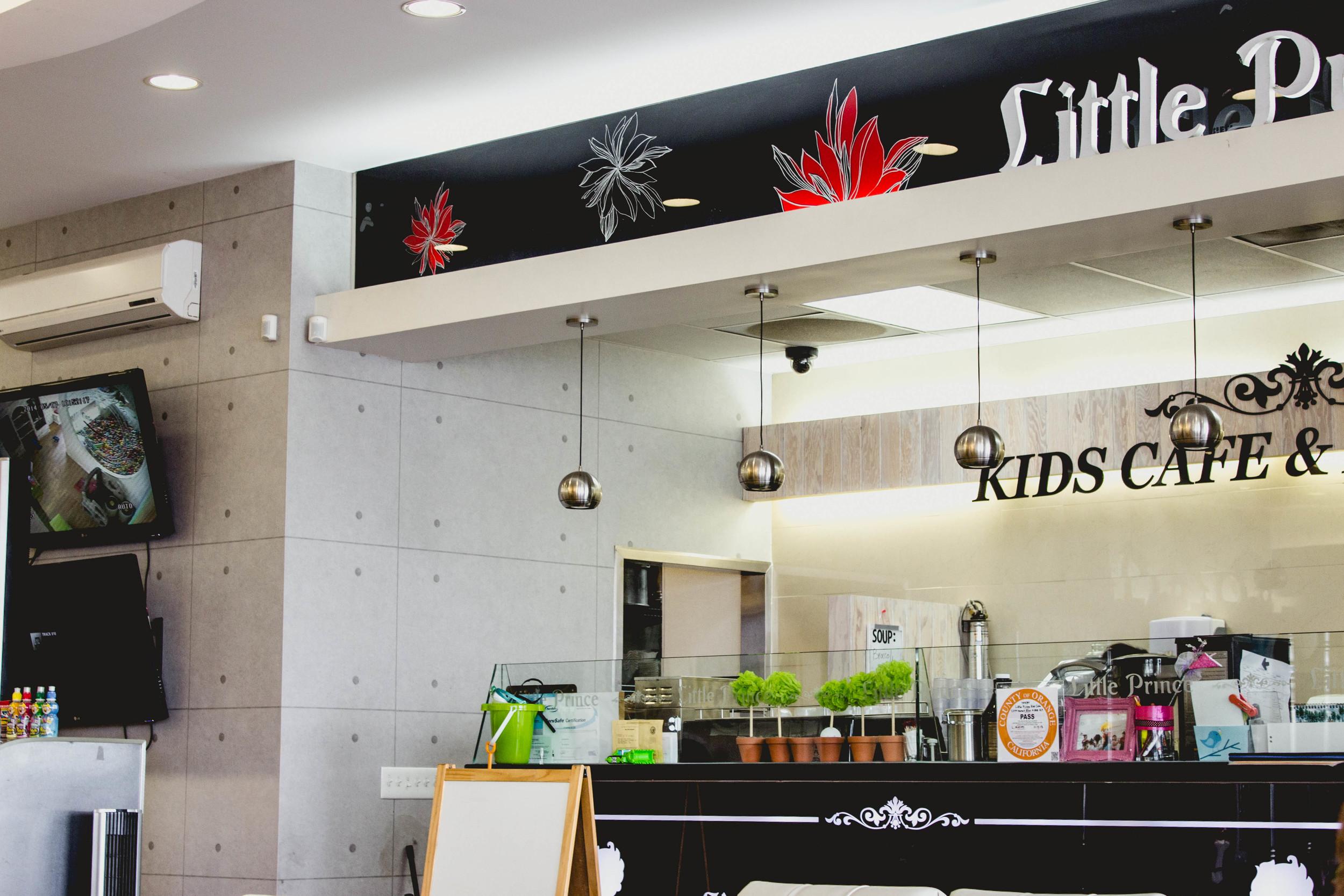 Little Prince Kids Cafe Orange County