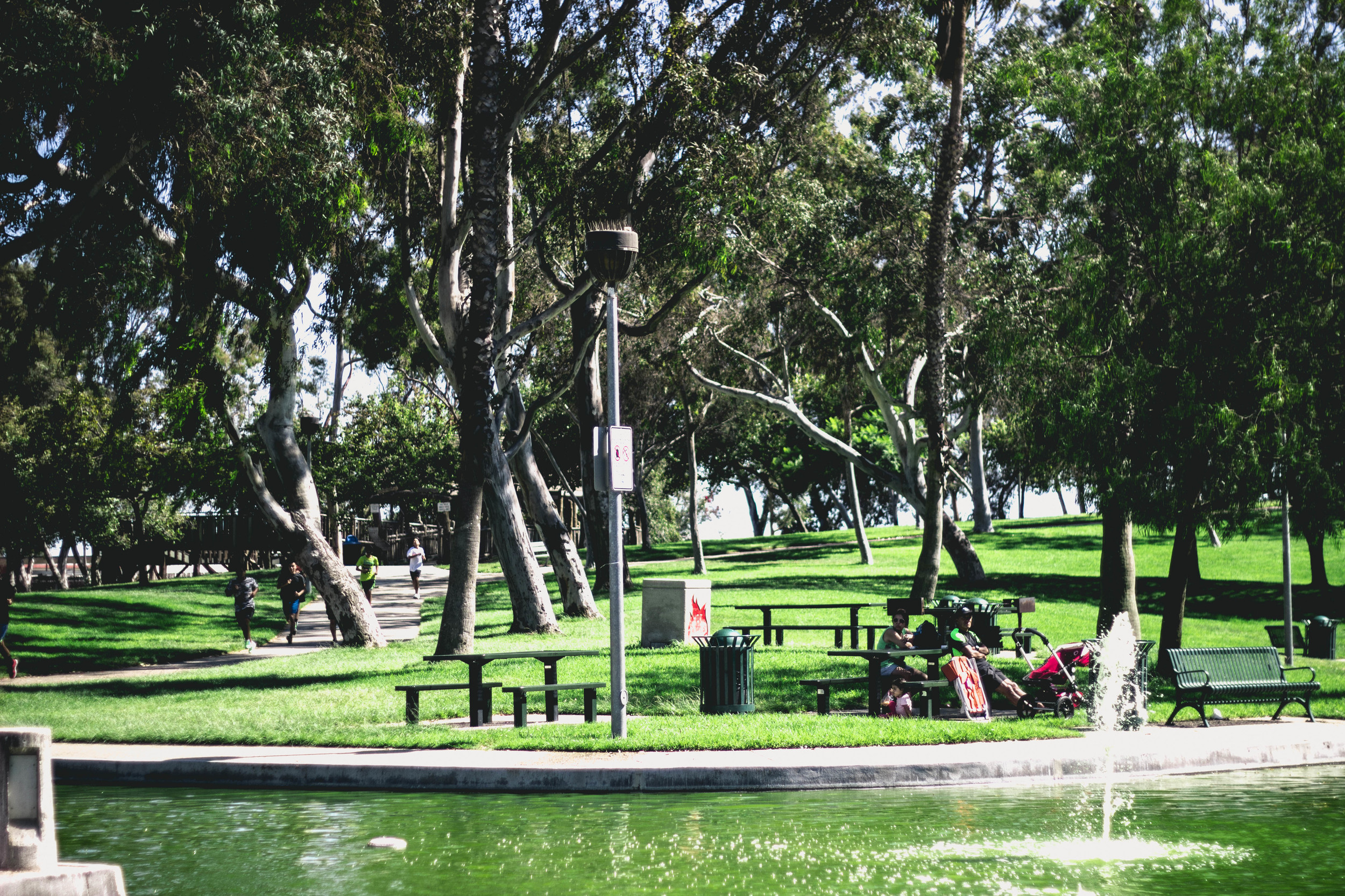 Charles Wilson Park in Torrance | fit for the soul