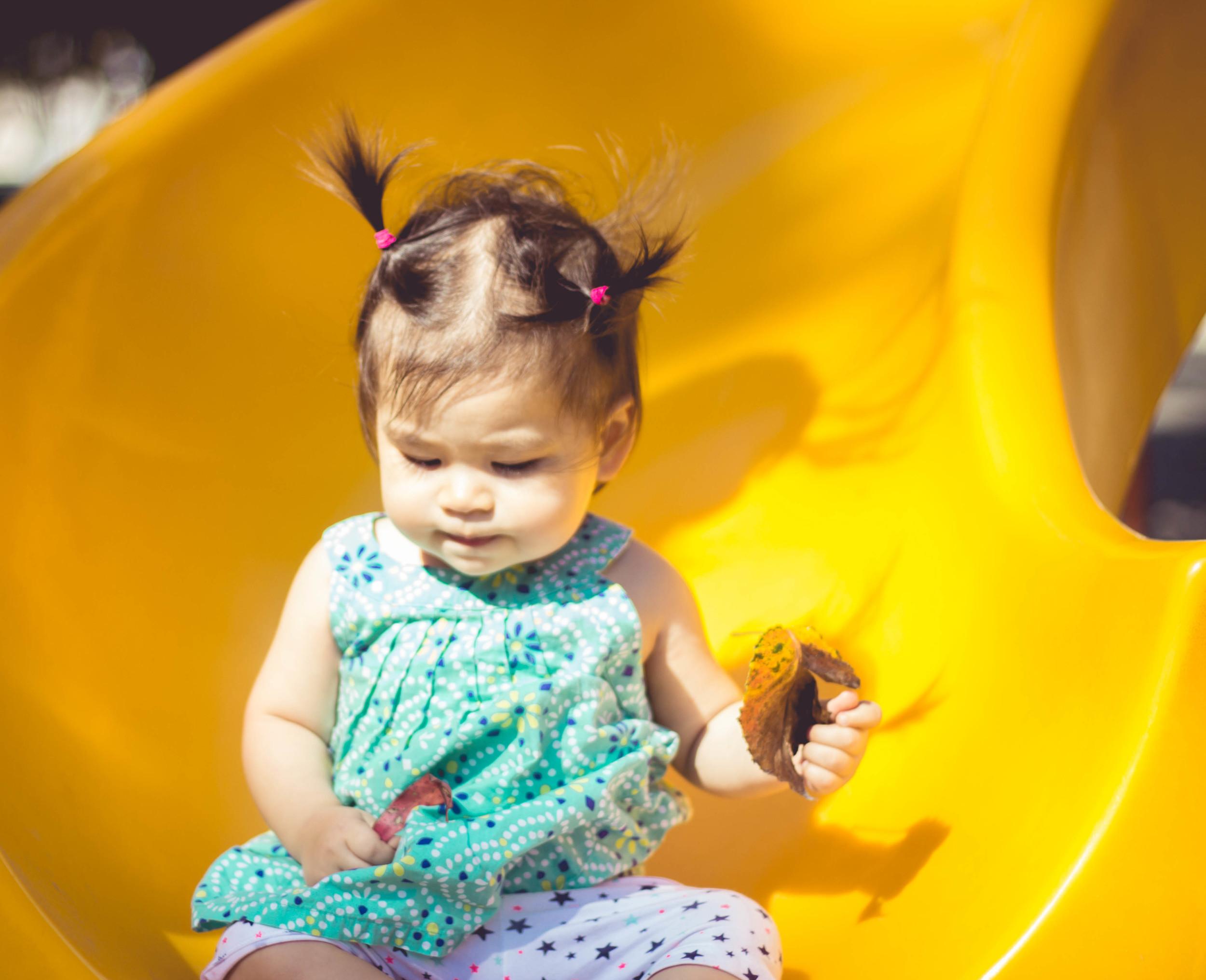 Selah at Wilson Park slides | fit for the soul