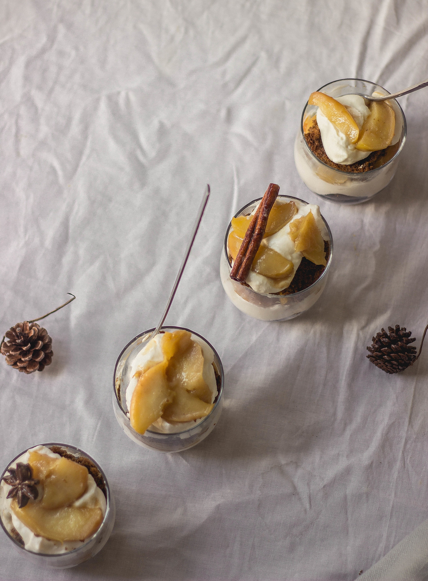 Gingerbread and apple spice trifles.jpg