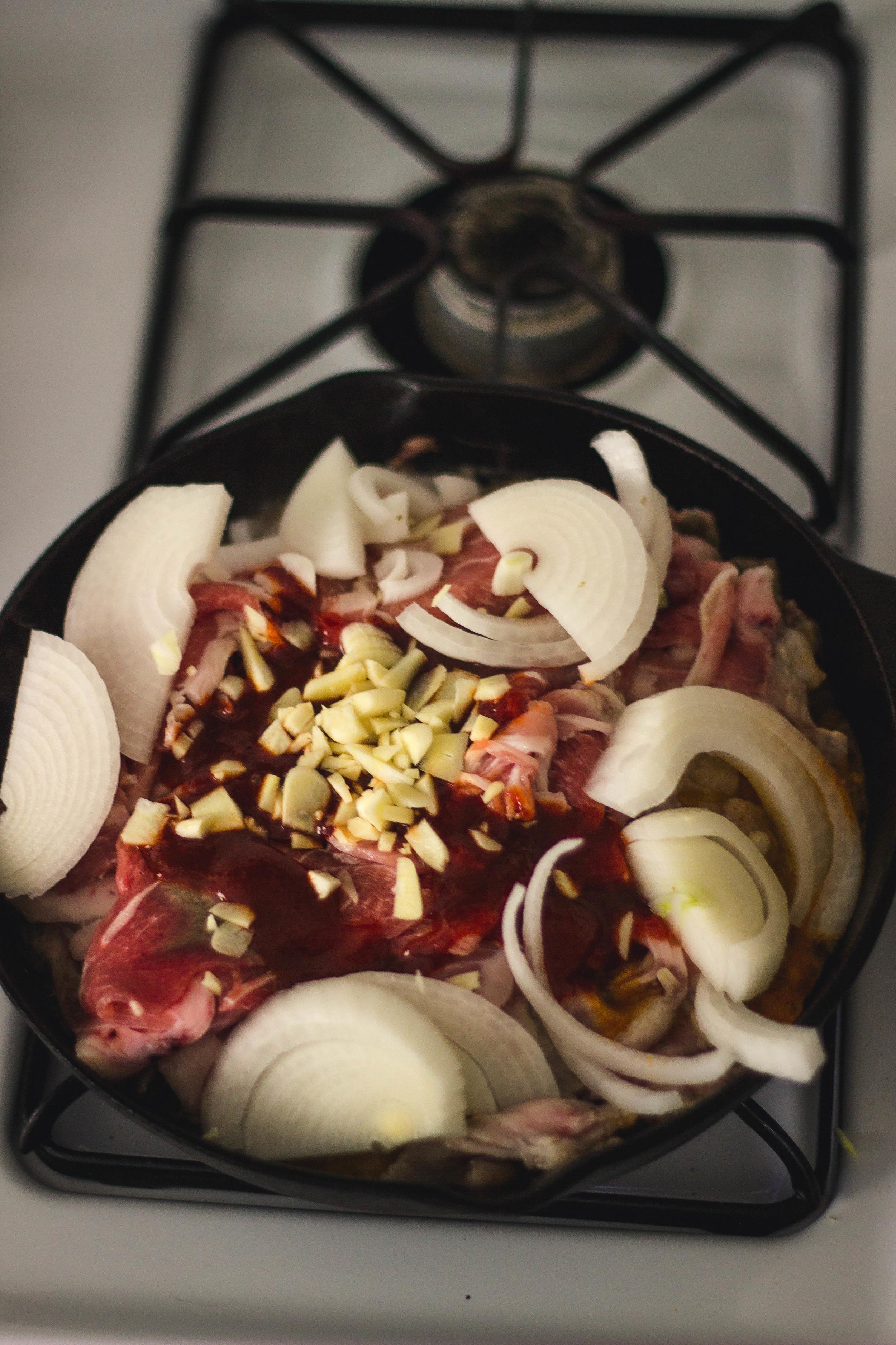 How to make Korean pork bulgogi | by fit for the soul