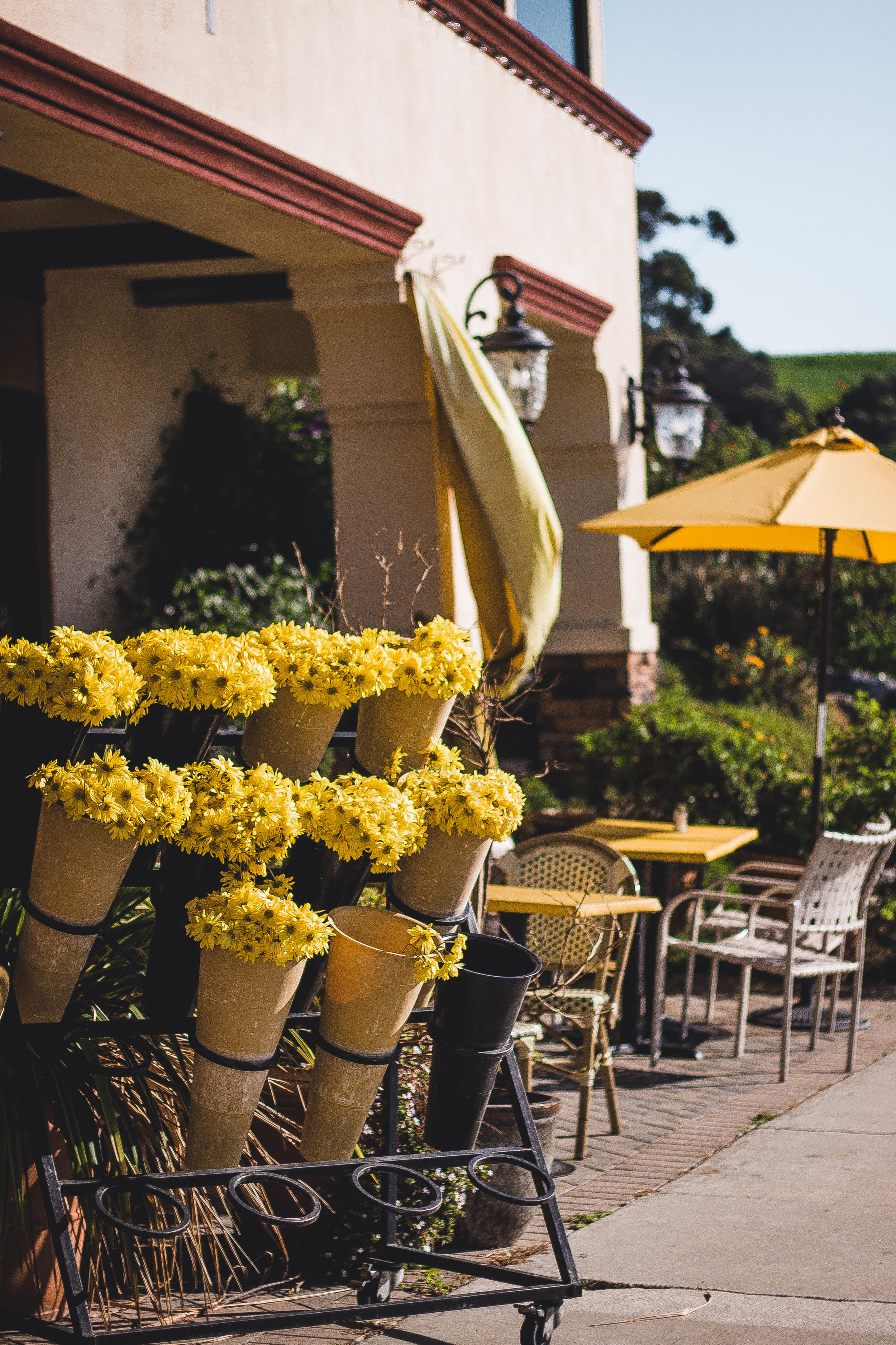 The Yellow Vase Bakery Cafe in Palos Verdes | by fit for the soul