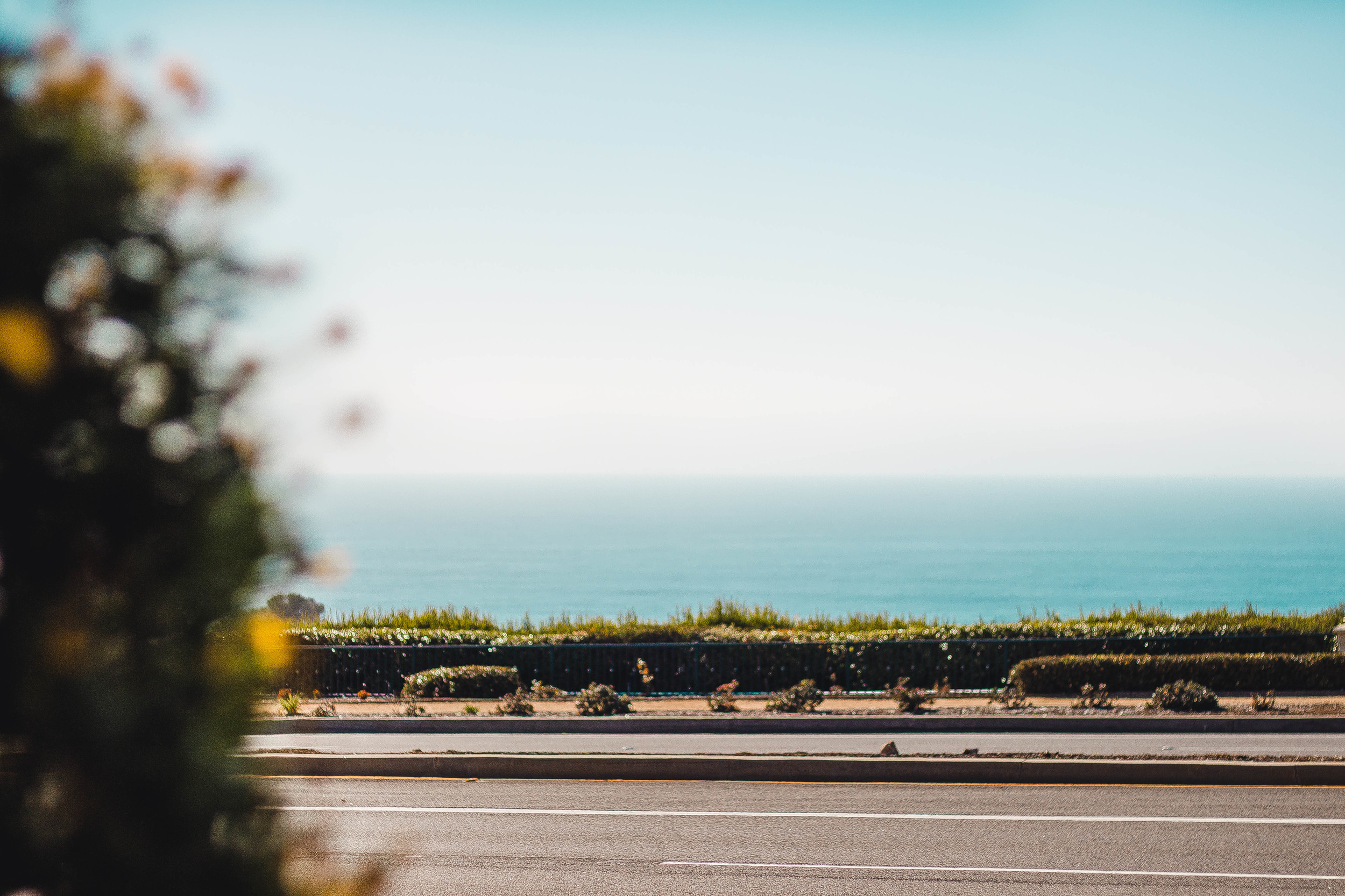 Palos Verdes Ocean View Scenery | by fit for the soul