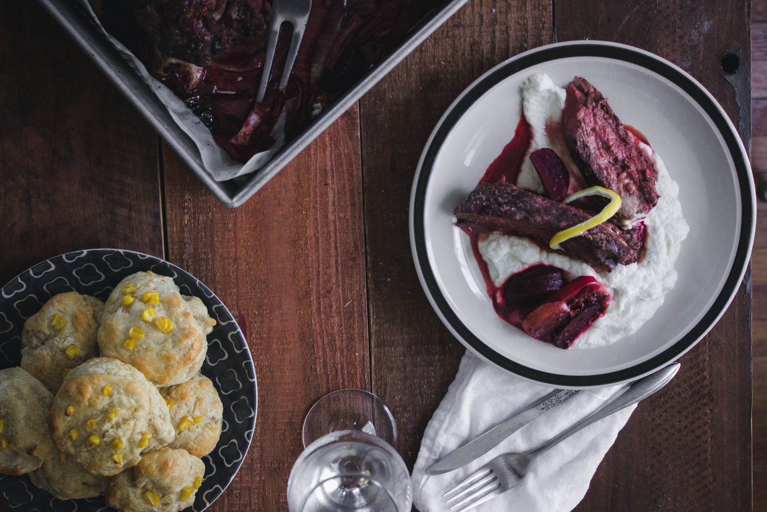 How to make the best chuck roast in the oven   by fit for the soul