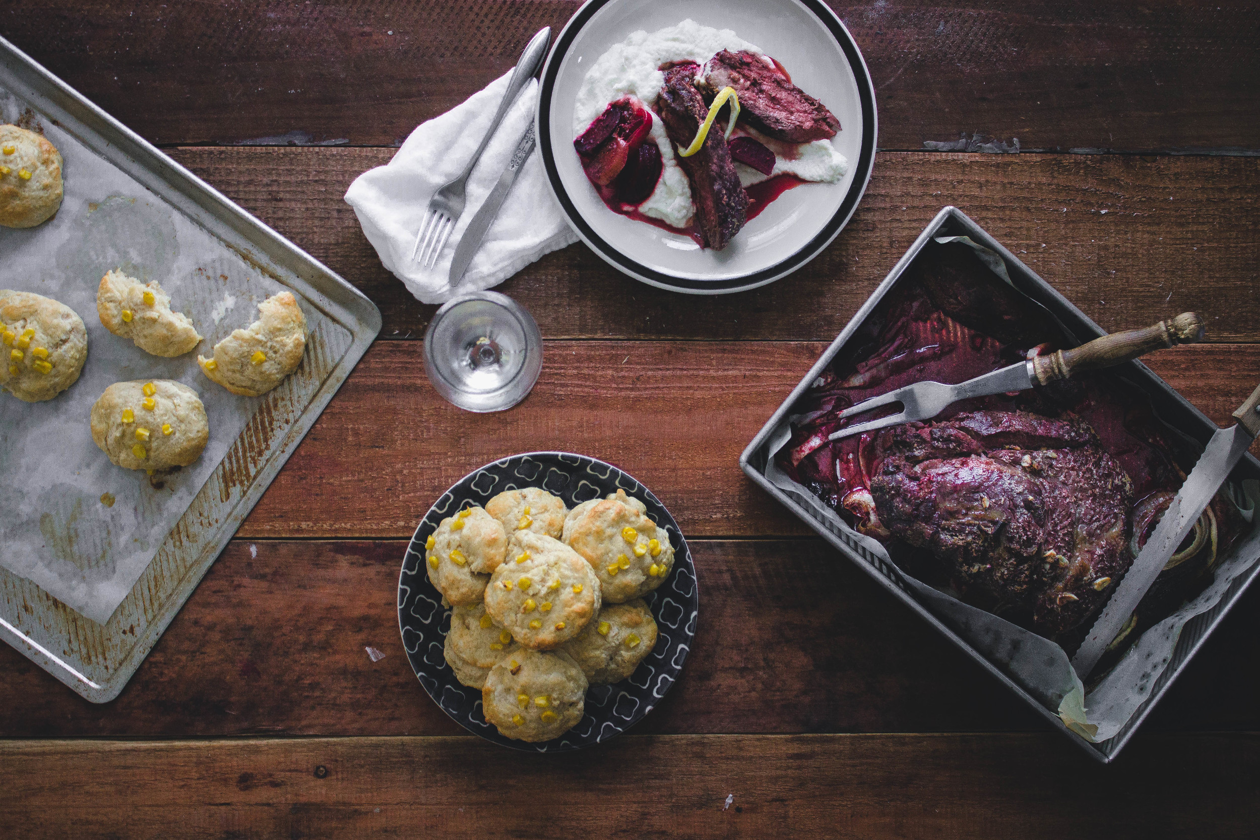 How to cook the perfect chuck roast in the oven   by fit for the soul