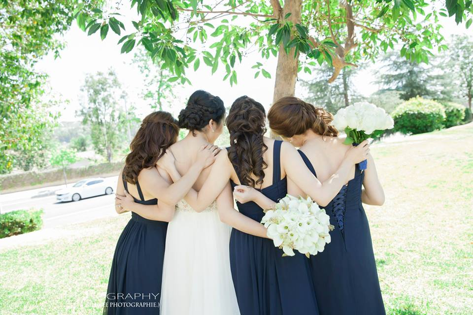 Blue Bee Photographie | Susan's Bridal Party