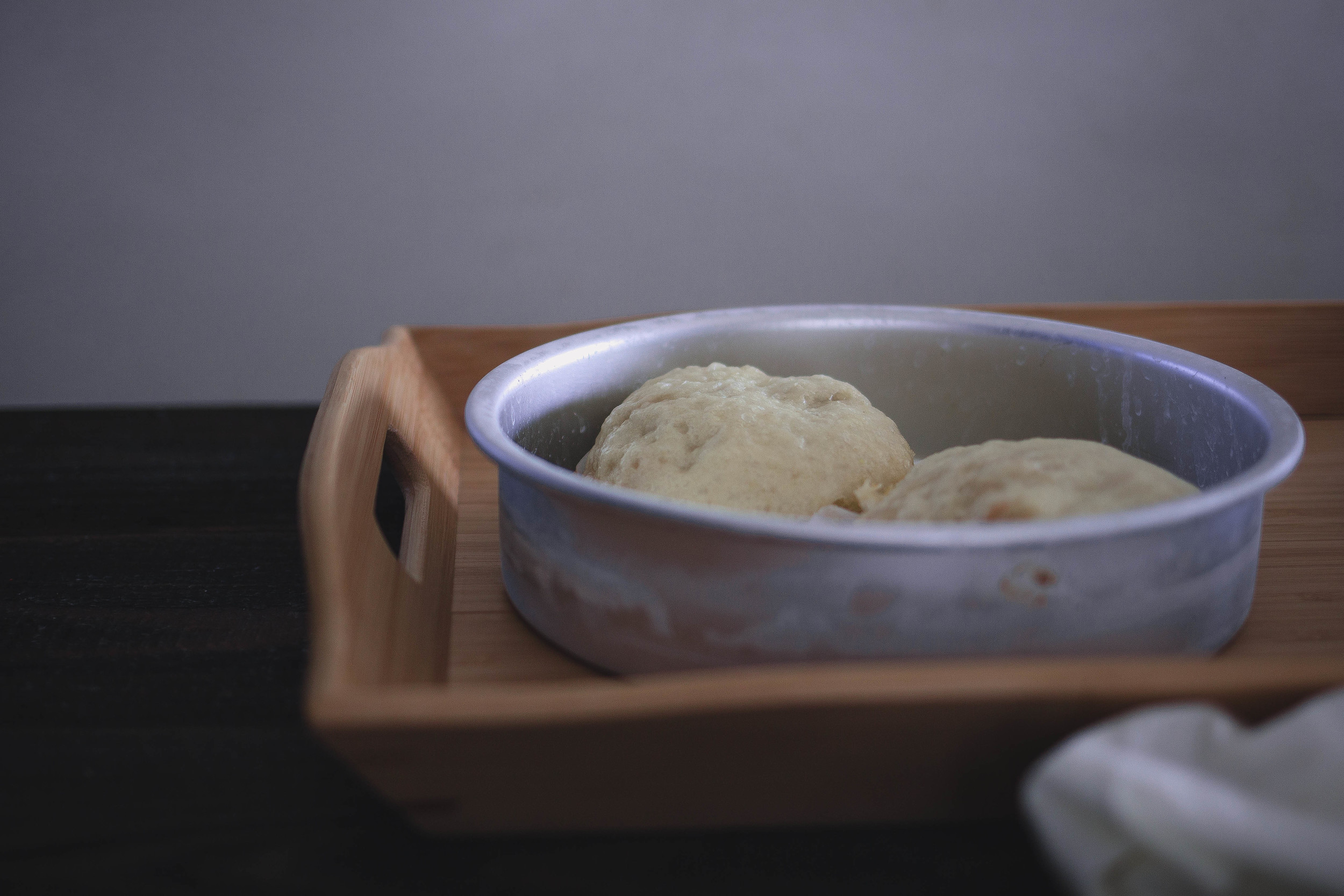 Korean Steamed Bun Recipe without a Steam Pot   by fit for the soul